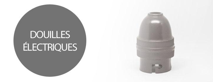 douilles lectriques ampoules service. Black Bedroom Furniture Sets. Home Design Ideas
