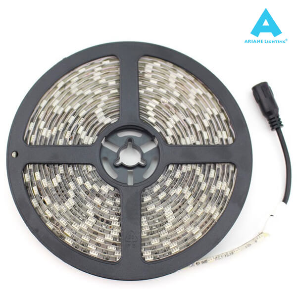 Ruban LED 3000K IP20 12V 7,2W/M 5 Mètres Ariane