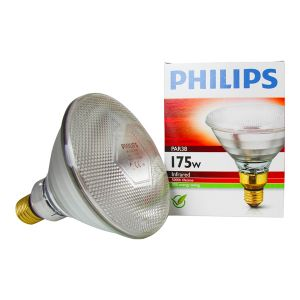 Réflecteur à incandescence PAR38 E27 175W Infrarouge Philips