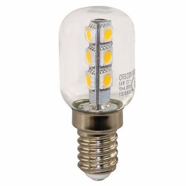 Ampoule led e14 1 4w 130lm pygmy orbitec ampoules service - Ampoule led e10 230v ...