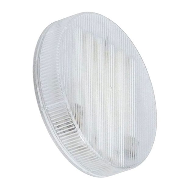 ampoule fluocompacte gx53 6w micro lynx 3000k sylvania ampoules service. Black Bedroom Furniture Sets. Home Design Ideas