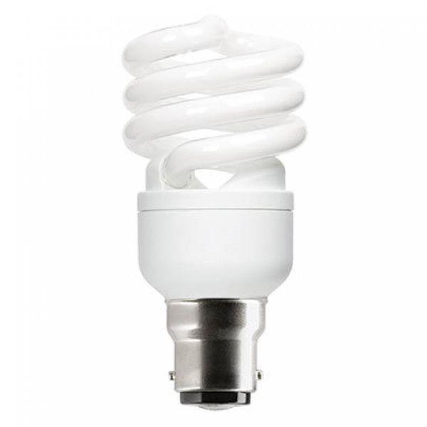 ampoule fluocompacte b22 15w longlast spiral t2 2700k general electric ampoules service. Black Bedroom Furniture Sets. Home Design Ideas