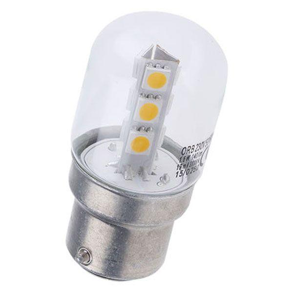 ampoule led b22 1 6w 160lm pygmy orbitec ampoules service. Black Bedroom Furniture Sets. Home Design Ideas