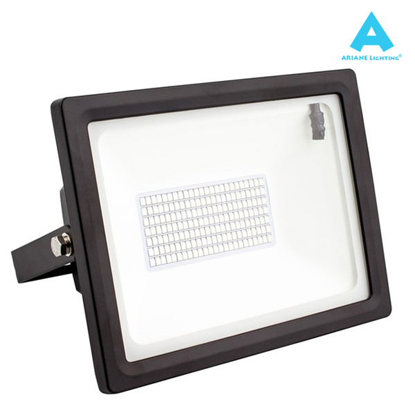 Projecteur LED 30W RGB Noir 120° IP65 Ariane