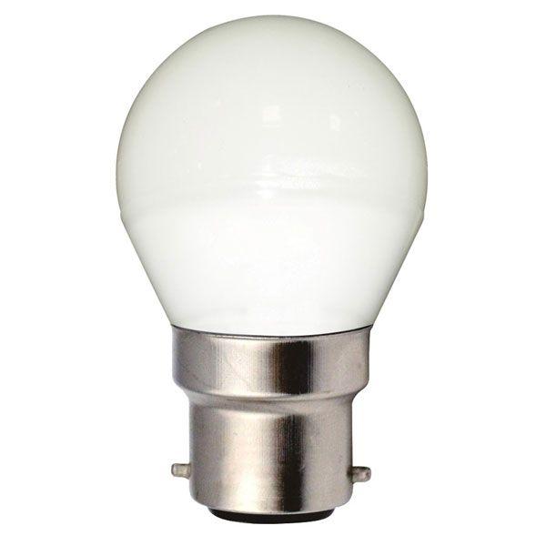 ampoule led b22 5w 400lm sph rique opale girard sudron ampoules service. Black Bedroom Furniture Sets. Home Design Ideas