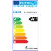 Ampoule à filament LED E27 4.5W 2700K Standard Dimmable 470lm Philips