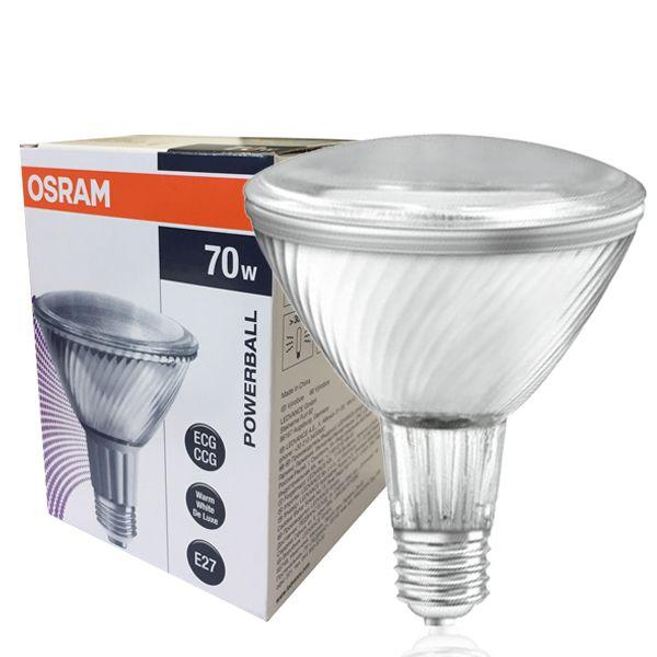 30° Hci 70w Lampe Osram E27 Métalliques Wdl Aux Iodures Powerball Par30 vw8OmNn0