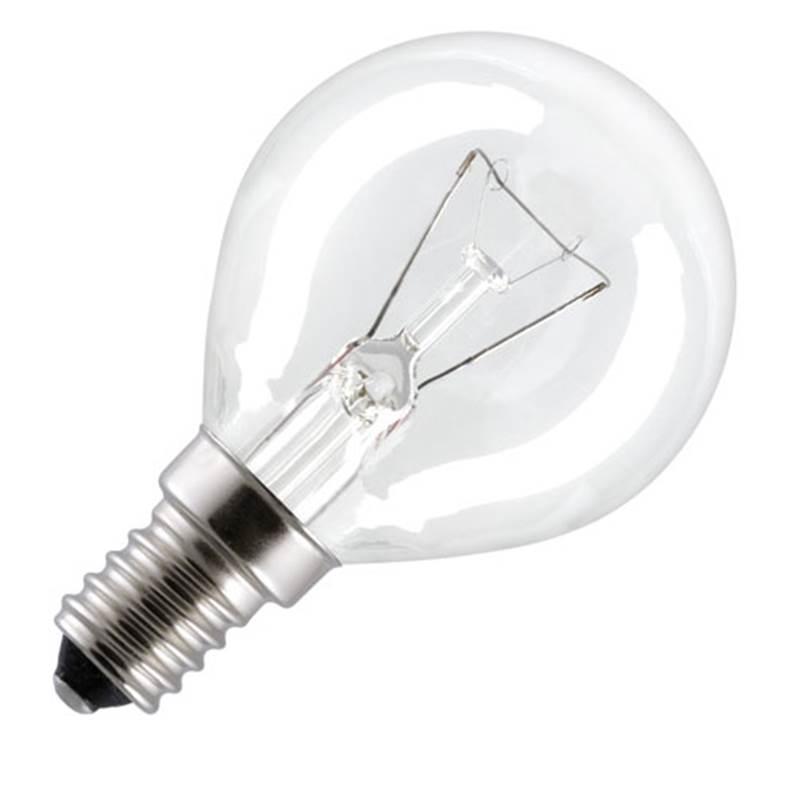 ampoule incandescence e14 sph rique 40w. Black Bedroom Furniture Sets. Home Design Ideas