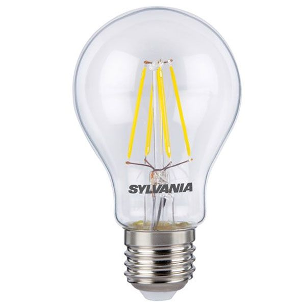 ampoule led filament toledo retro e27 5w standard claire sylvania ampoules service. Black Bedroom Furniture Sets. Home Design Ideas