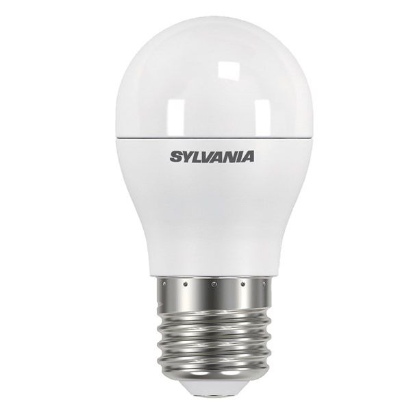 ampoule led toledo e27 6 2w 470lm dimmable sph rique sylvania ampoules service. Black Bedroom Furniture Sets. Home Design Ideas