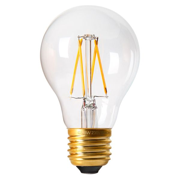 ampoule led filament e27 6w standard claire girard sudron ampoules service. Black Bedroom Furniture Sets. Home Design Ideas