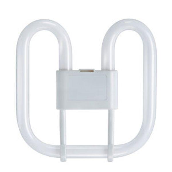 magasins d'usine bonne vente boutique de sortie Ampoule fluocompacte CFL Square GR8 28W 3500K 2 broches Osram