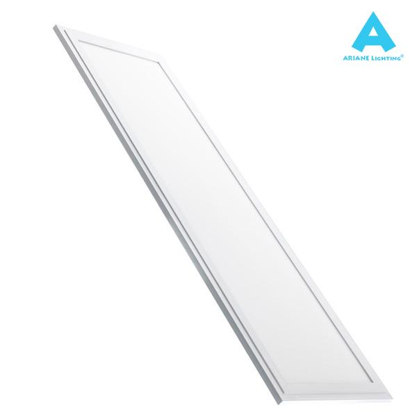 panneau led 30 x 120cm 40w 3702lm 4000k cadre blanc ariane ampoules service. Black Bedroom Furniture Sets. Home Design Ideas