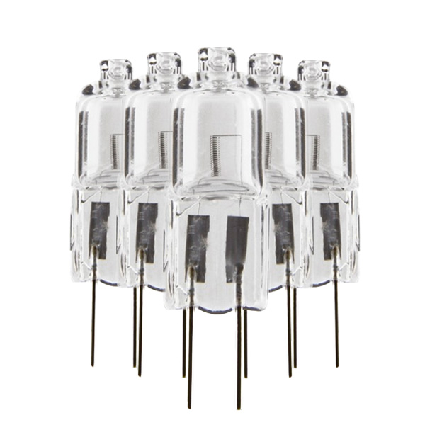 Pack 5 Ampoules halogène G4 20W 12V Ariane