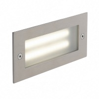 Encastré LED BOLT Rectangulaire 6W 480lm 17x6,8cm 4000K 120° IP54 Aluminium