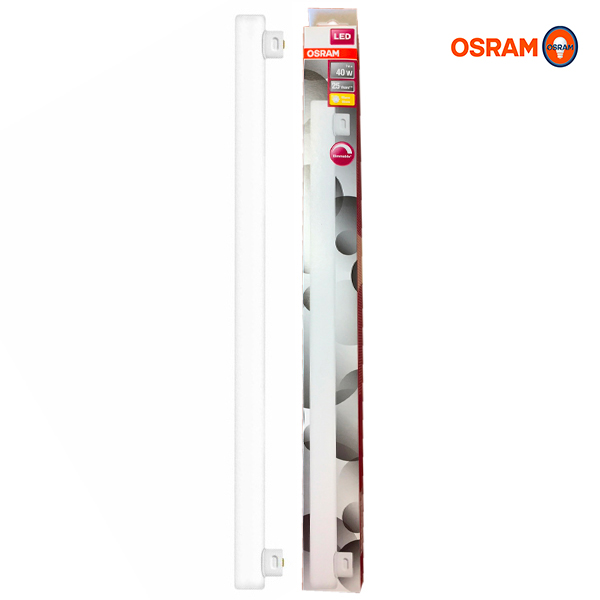 Tube Linolite LEDinestra S14S 7W 2700K 500mm Dimmable Osram