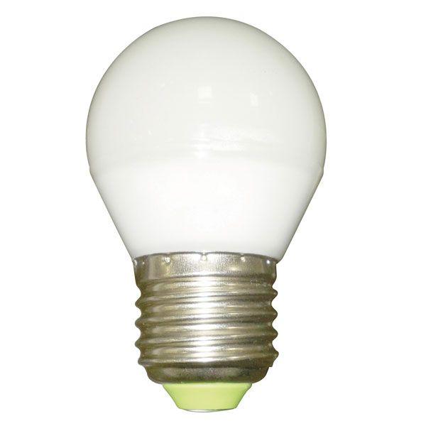 ampoule led e27 5w 400lm sph rique dimmable girard sudron ampoules service. Black Bedroom Furniture Sets. Home Design Ideas