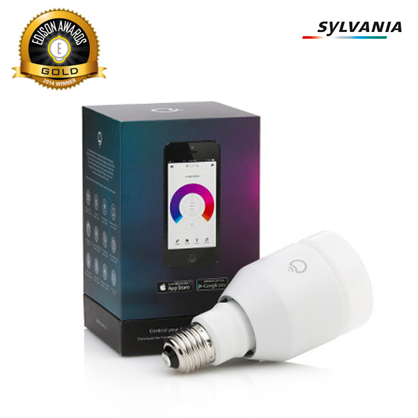 Ampoule LED connectée LIFX E27 1000lm Sylvania
