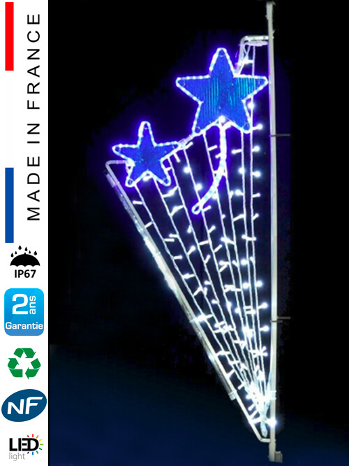 Décor LED 2D Swing 16W 160x65cm