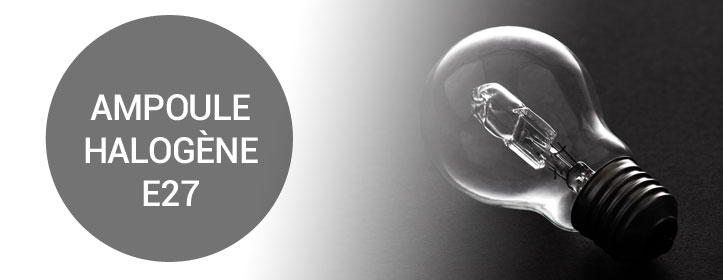 ampoules halog ne culot e27 ampoules service. Black Bedroom Furniture Sets. Home Design Ideas