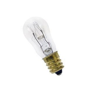 Ampoule à incandescence E12 10W 19 x 48 mm Orbitec