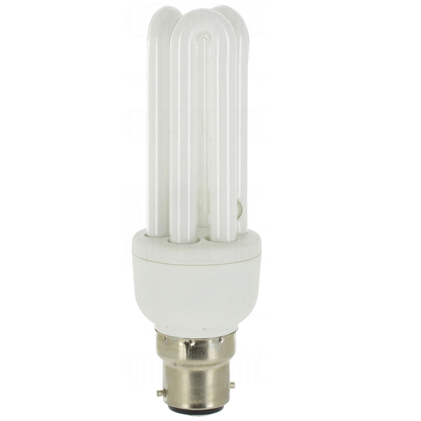ampoules fluocompacte culot b22 i ampoules service. Black Bedroom Furniture Sets. Home Design Ideas