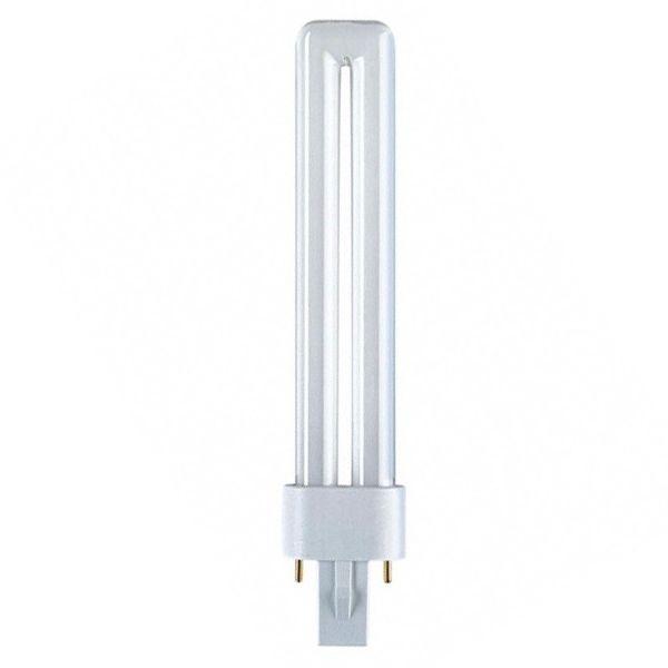 ampoule fluocompacte g23 7w ralux 4000k radium ampoules service. Black Bedroom Furniture Sets. Home Design Ideas