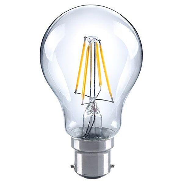 ampoule led filament toledo retro b22 4w standard claire sylvania ampoules service. Black Bedroom Furniture Sets. Home Design Ideas