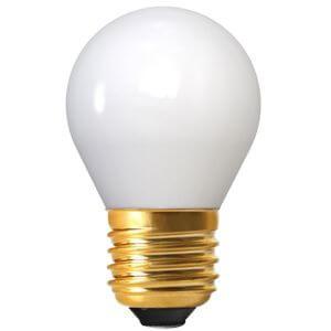 ampoule filament led e27 4w sph rique 2700k laiteux blanc girard sudron ampoules service. Black Bedroom Furniture Sets. Home Design Ideas