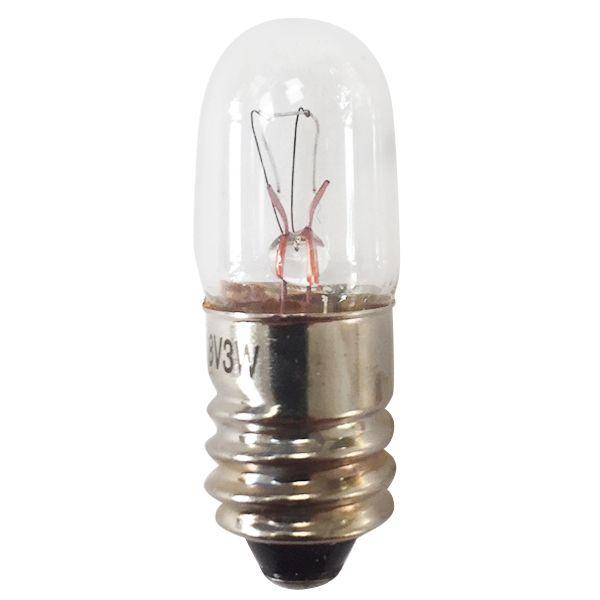 ampoule incandescence e10 3w 18v 10x28mm orbitec ampoules service. Black Bedroom Furniture Sets. Home Design Ideas