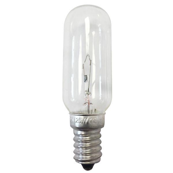 tube incandescence e14 25w 24v clair orbitec ampoules. Black Bedroom Furniture Sets. Home Design Ideas