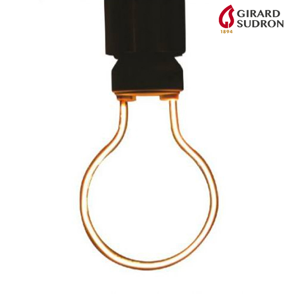 Ampoule LED APPLE E27 4W 240lm 360° 2200K Girard Sudron
